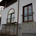 House renovation iroko windows