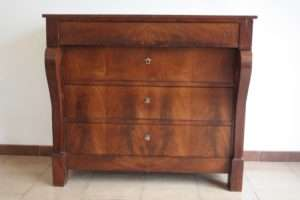 Empire mahogany Dresser Empire style