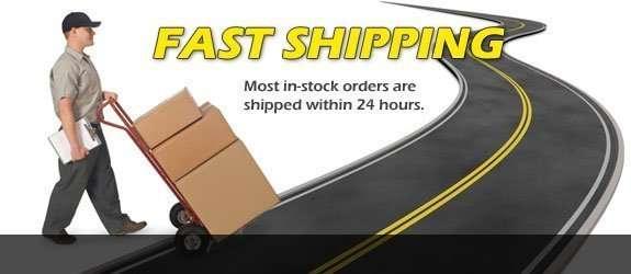 Fast Shipping Logo RestauriRaia.com