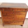 Chest drawers Louis Philippe walnut